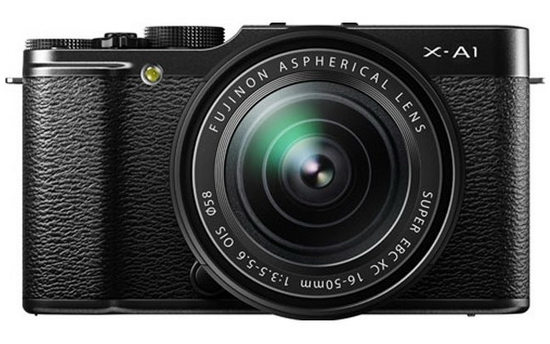 fuji-x-a1-photo Fuji X-A1 photos and press release leaked ahead of its launch Rumors