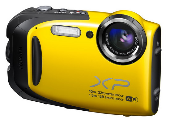 fujifilm-finepix-xp70 Fujifilm FinePix S1 and more cameras announced at CES 2014 News and Reviews