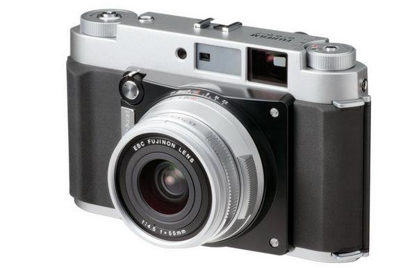 Fujifilm GF670 folding camera