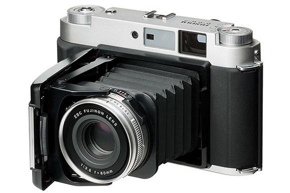 Fujifilm GF670 rangefinder