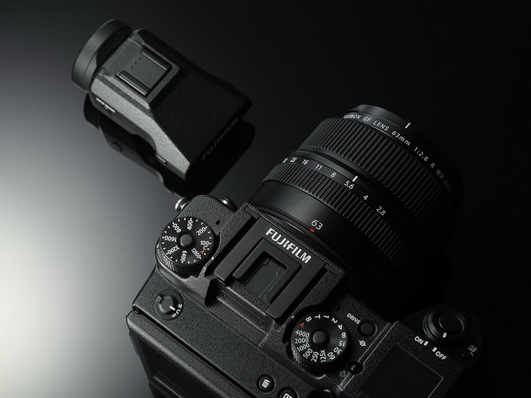 fujifilm-gfx-50s-top Fujifilm GFX 50S medium format mirrorless camera officially announced Featured News and Reviews