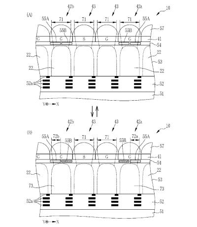 fujifilm-hybrid-pixel Fujifilm Hybrid AF pixel patent reveals new X-Trans sensor tech Rumors