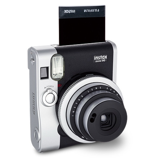fujifilm-instax-mini-90 Fujifilm Instax Mini 90 camera brings film back from the dead News and Reviews