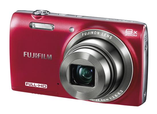 fujifilm-jz700-camera FinePix JZ700 compact camera announced with 8fps burst mode News and Reviews