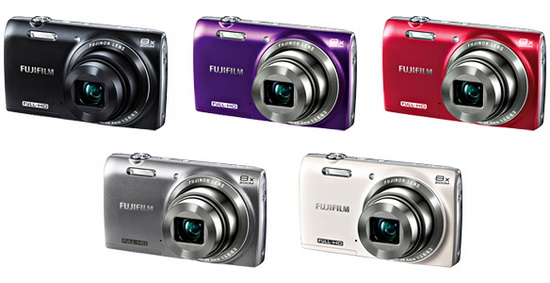 fujifilm-jz700-release-date FinePix JZ700 compact camera announced with 8fps burst mode News and Reviews