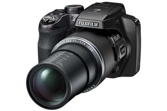 Fujifilm S9900W bridge camera