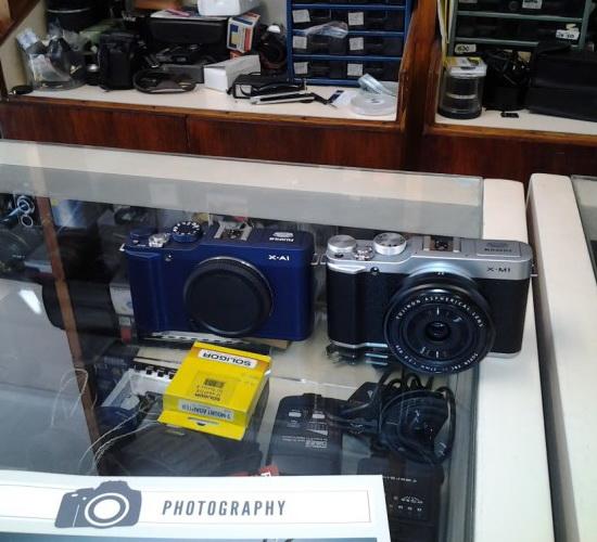 "fujifilm-x-a1-photo Leaked Fujifilm X-A1 photo is ""legit and real"" Rumors"
