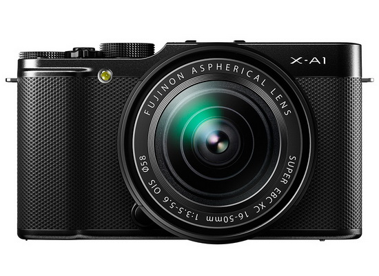 fujifilm-x-a1-sensor Fujifilm X-A1 becomes official along with XC 50-230mm lens News and Reviews
