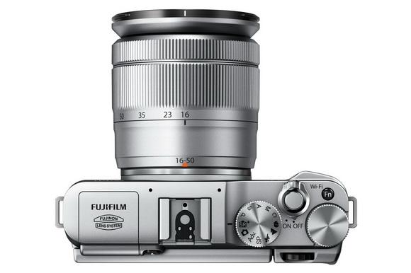 Fujifilm X-A1 trademark