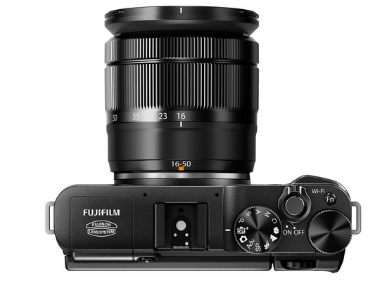 fujifilm-x-a1-wifi Fujifilm X-A1 becomes official along with XC 50-230mm lens News and Reviews