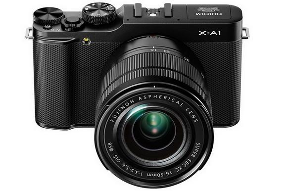 fujifilm-x-a1 Fujifilm X70 compact camera to be announced in 1H 2015 Rumors