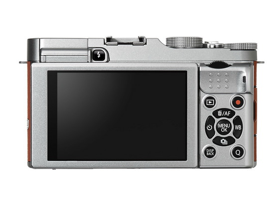 fujifilm-x-a2-back Fujifilm X-A2 camera announced along with two new lenses News and Reviews