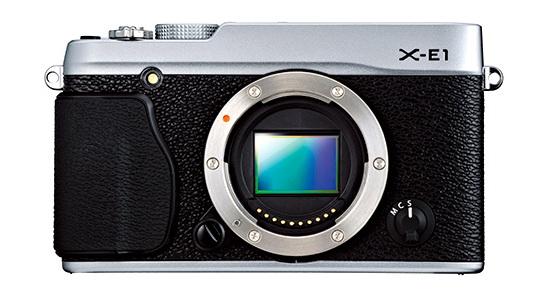 fujifilm-x-e1-x-trans Fujifilm to halve low-end compact camera lineup News and Reviews