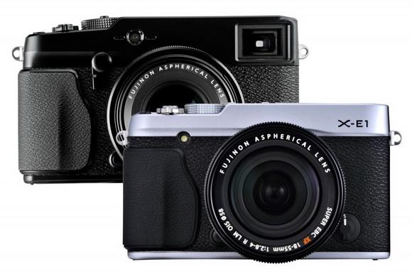 Fujifilm X-Pro1 and X-E1 firmware updates