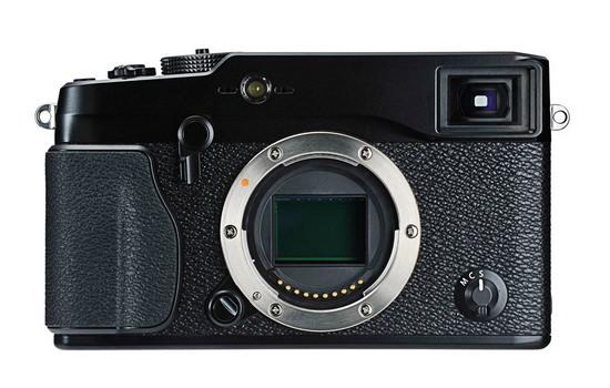 Fujifilm X-Pro1 sensor