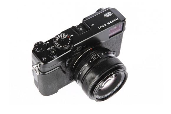 Fujifilm X-Pro1 successor processor