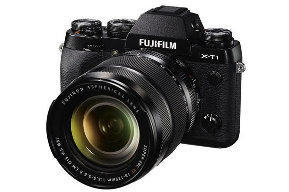 Fujifilm X-T1 AF speed