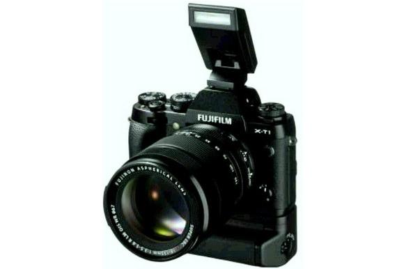 Fujifilm X-T1 external flash