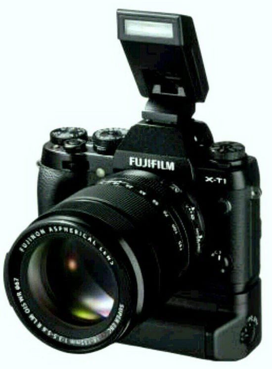 fujifilm-x-t1-flash Fujifilm X-T1 rumor round-up ahead of its January 28 launch Rumors