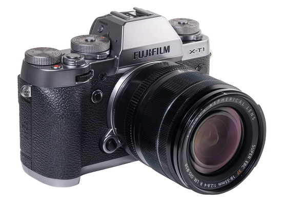 fujifilm-x-t1-silver-graphite Fujifilm X-T10 announcement date to take place in May Rumors