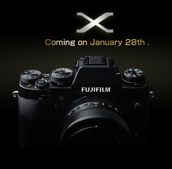 fujifilm-x-t1-teaser Fujifilm X-T1 launch date confirmed in camera's first teaser News and Reviews