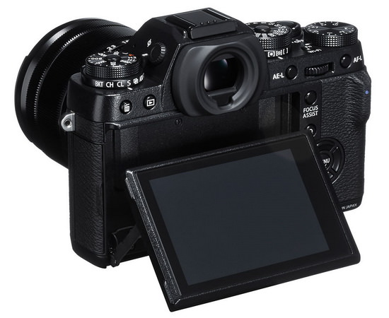 fujifilm-x-t1-tilting-screen Weathersealed Fujifilm X-T1 camera officially announced News and Reviews