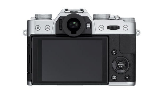 fujifilm-x-t10-silver-back-leaked New Fuji X-T10 photos reveal a few design changes Rumors