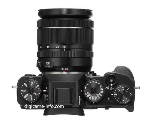 fujifilm-x-t2-top-leaked Fujifilm X-T2 photos and specs leaked before launch event Rumors