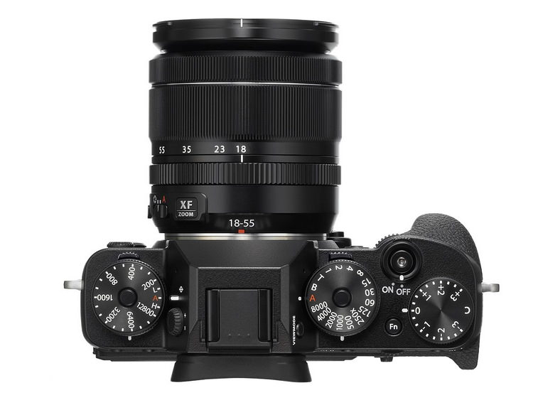 fujifilm-x-t2-top Fujifilm X-T2 is official with 24.3MP sensor, 4K, WiFi, and more News and Reviews