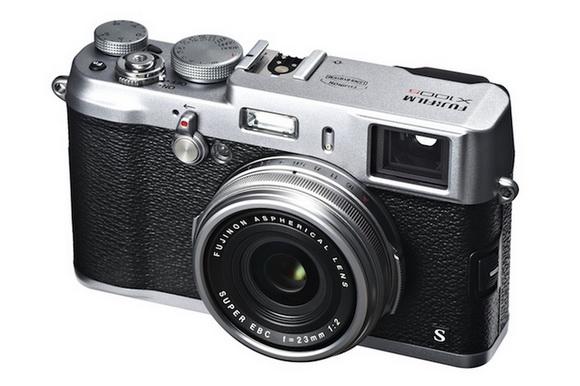 Fujifilme X100S firmware version 1.02