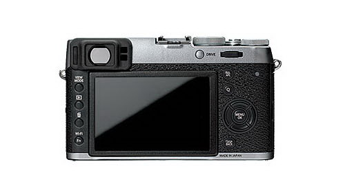 fujifilm-x100t-back-photo-leaked New Fujifilm X100T images and release date details leaked Rumors