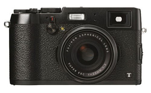 fujifilm-x100t-black-leaked First Fujifilm X100T photos and more specs revealed Rumors