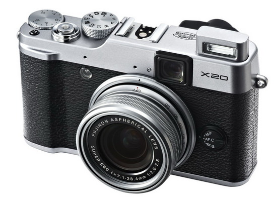 fujifilm-x20-replacement Fujifilm X30 compact camera to feature 2/3-inch-type sensor Rumors