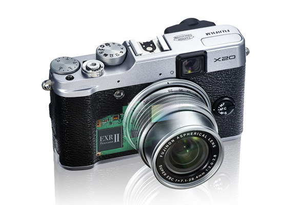 fujifilm-x20-sensor Even more Fujifilm X30 specs and details have been leaked Rumors