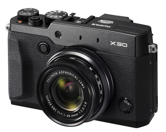 fujifilm-x30-black Fujifilm X30 becomes official with a slew of new features News and Reviews