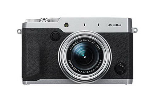 fujifilm-x30-front-leaked Fujifilm X30 photos leaked, while X-Pro2 rumors are back Rumors