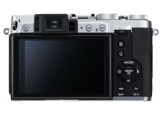 fujifilm-x30-rear Fujifilm X30 becomes official with a slew of new features News and Reviews