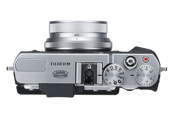 fujifilm-x30-top Fujifilm X30 becomes official with a slew of new features News and Reviews