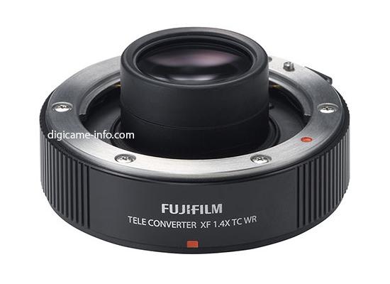 fujifilm-xf-1.4x-tc-wr-leaked Fujifilm XF 35mm f/2 R WR lens photo and specs leaked Rumors
