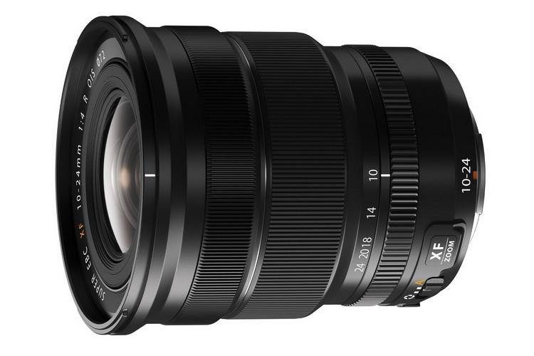 fujifilm xf 10-24mm f4 r ois lens