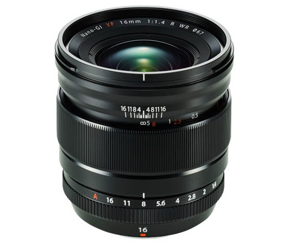 fujifilm-xf-16mm-f1.4-r-wr-leaked Fujifilm XF 16mm f/1.4 R WR lens price, specs, and photo leaked Rumors