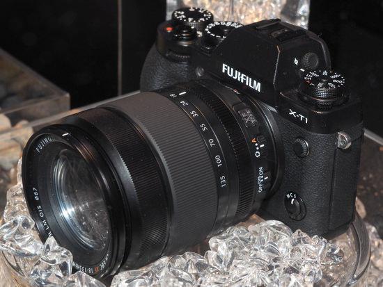 fujifilm-xf-18-135mm-f3.5-5.6-prototype First weathersealed Fujifilm X-mount lens delayed until July Rumors