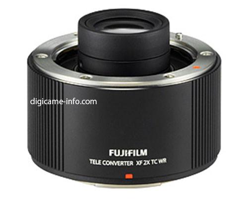 fujifilm-xf-2x-tc-wr Fujifilm XF 23mm f/2 WR lens to show up at Photokina 2016 Rumors