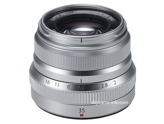 fujifilm-xf-35mm-f2-r-wr-leaked Fujifilm XF 35mm f/2 R WR lens photo and specs leaked Rumors