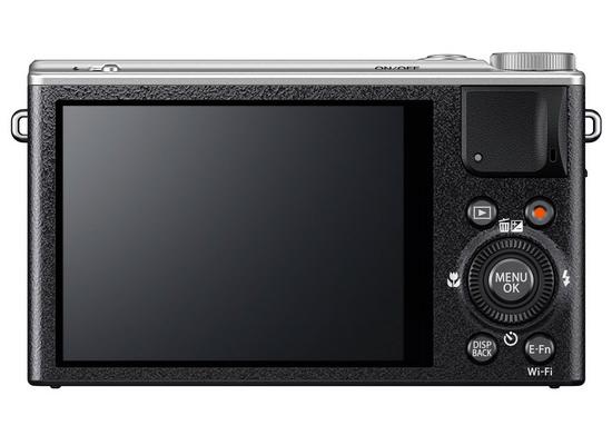 fujifilm-xq2-back Fujifilm XQ2 premium compact camera officially unveiled News and Reviews