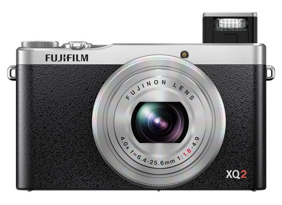 fujifilm-xq2-front Fujifilm XQ2 premium compact camera officially unveiled News and Reviews