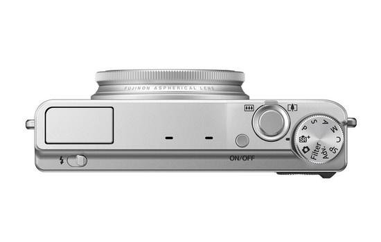 fujifilm-xq2-top Fujifilm XQ2 premium compact camera officially unveiled News and Reviews