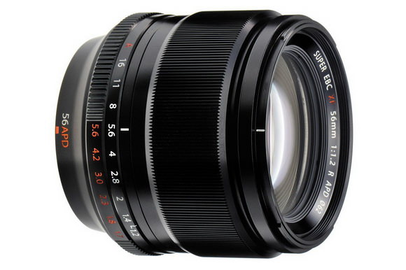 Fujinon 56mm f/1.2 R APD