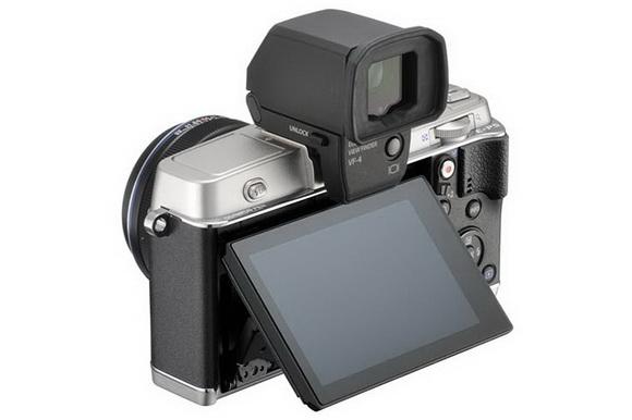 Full Olympus E-P5 specs leaked