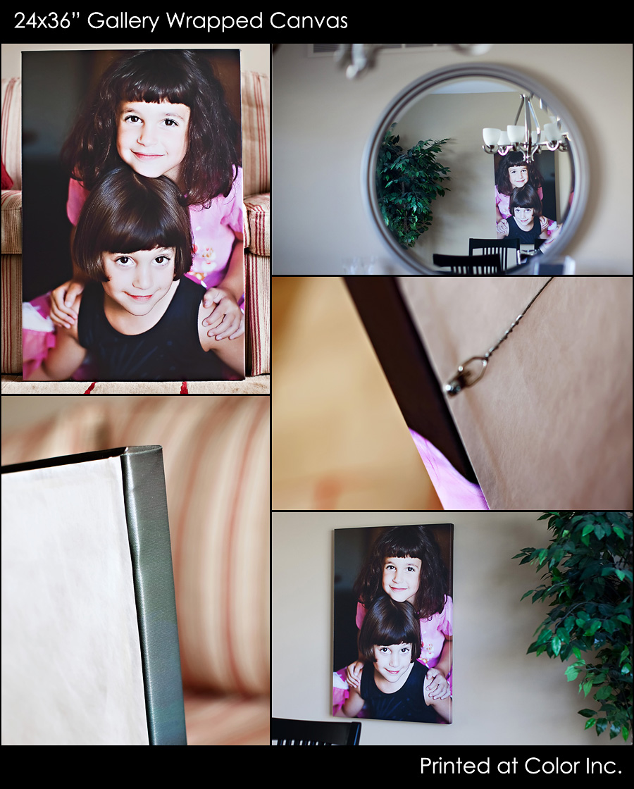 gallery-wrap-canvas Ordered a BIG Gallery Wrapped Canvas {Check out these Pictures} Photo Sharing & Inspiration
